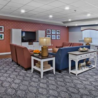TV Community Room