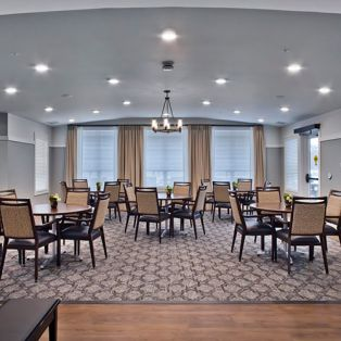 Riverview Landing Dining Room