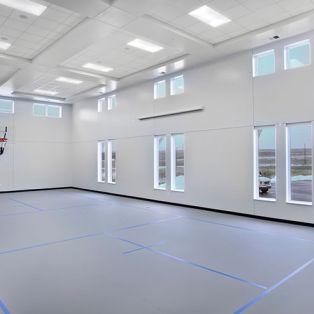Riverview Landing Basketball Court