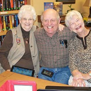 Residents at Pullman Place